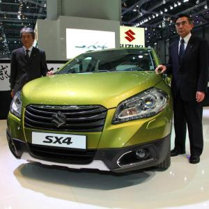 SX4 – универсальное авто для вас