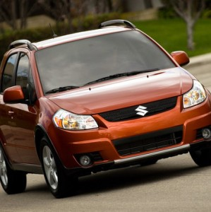 Преимущества топовой версии Suzuki SX4