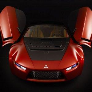 Mitsubishi заменит Lancer Evo на гибридное купе