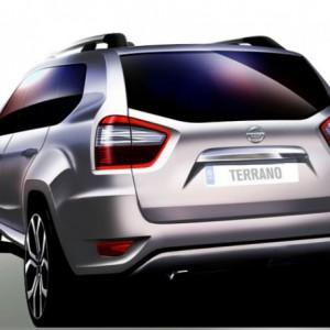 Nissan Terrano - качество плюс комфорт
