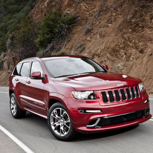 "Авто ""Jeep grand cherokee SRT8"""