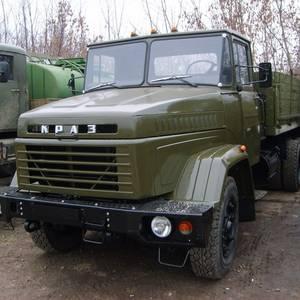 КрАЗ готовит старые и новые грузовики
