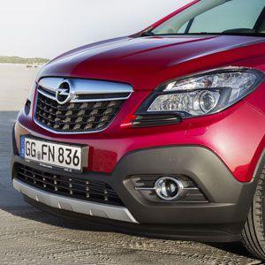 Opel Mokka умерит топливный аппетит
