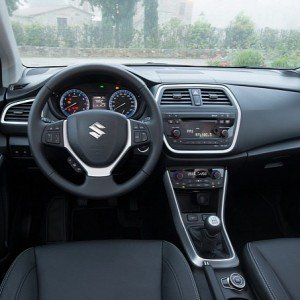 Были замечены обновления в Suzuki SX4 S