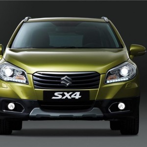 В интернете появились фото нового Suzuki SX4