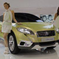 Чем привлекает обновленный Suzuki SX4?